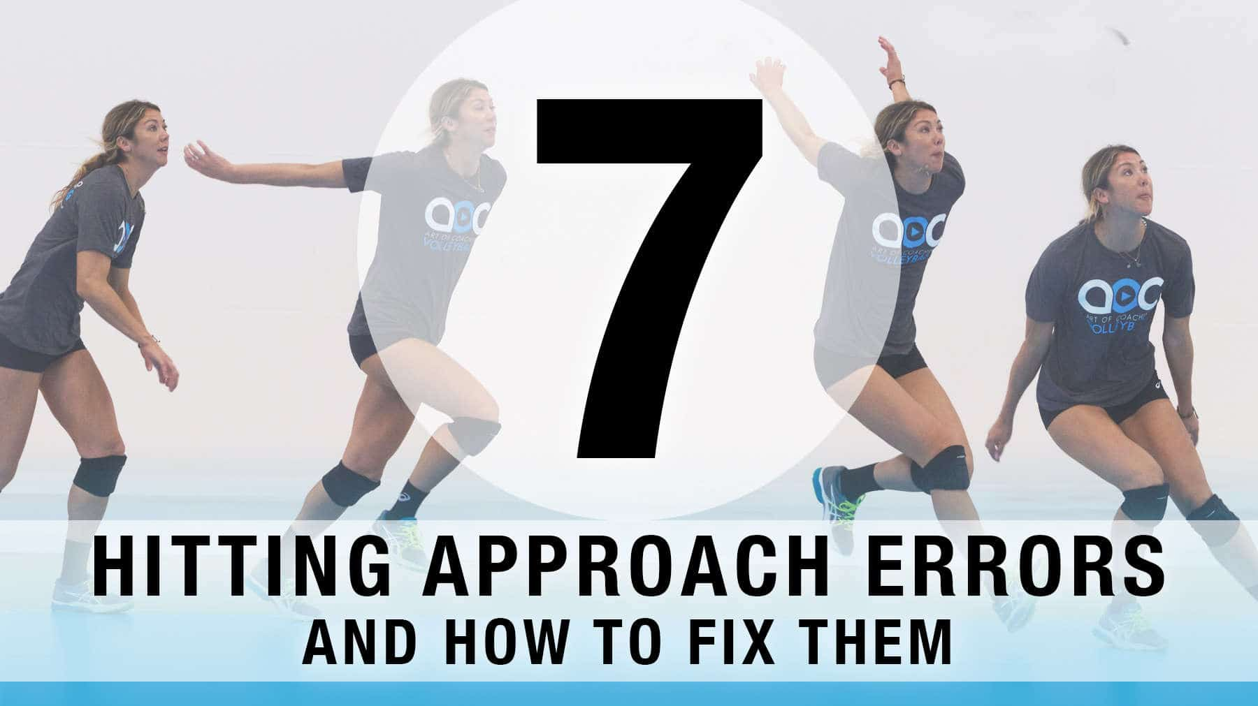 Hitting approach errors