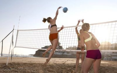 5 Ways to Get Better at Volleyball Hitting